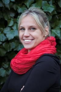 Logopädin Nicole Büscher