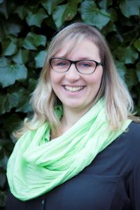 Logopädin Melanie Rautenberg