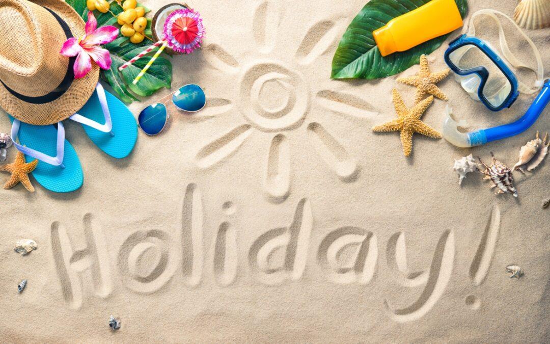 Schöne Ferien
